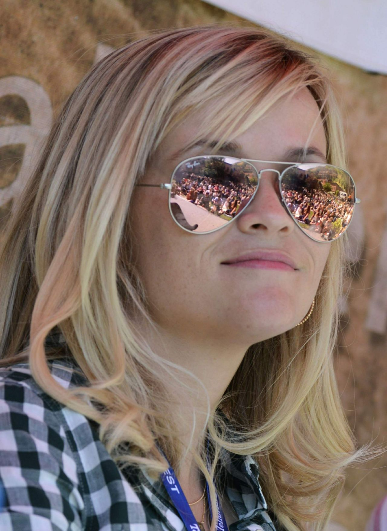 Reese Witherspoon At Elks Park At The 2014 Telluride Film