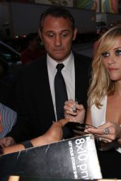 Reese Witherspoon Outside the Glenn Gould Theatre in Toronto - September 2014