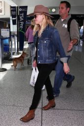 Reese Witherspoon Seen at LAX Airport - Sept. 2014