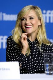 Reese Witherspoon Speaks Onstage at