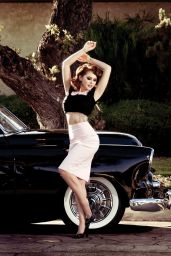 Renee Olstead - 2014 Deadbeat Magazine Issue #31