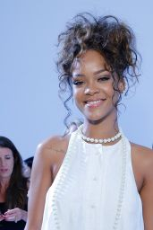 Rihanna -  Adam Selman Fashion Show in New York City – September 2014