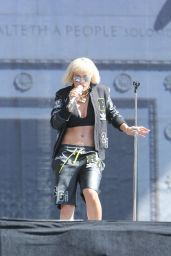 Rita Ora - 2014 Budweiser Made In America Festival in Los Angeles - Day 2