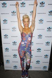 Rita Ora - Adidas Originals By Rita Ora Global Launch – September 2014