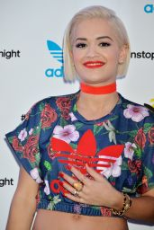 Rita Ora - Adidas Originals by Rita Ora launch Event in Tokyo