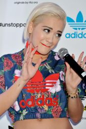 Rita Ora - Adidas Originals by Rita Ora launch Event in Tokyo