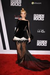 Rita Ora – Fashion Rocks 2014 at the Barclays Center of Brooklyn