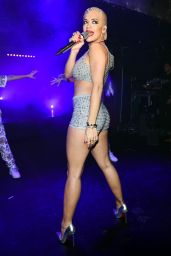 Rita Ora Performs at The 02 Shepherd's Bush Empire in London – Sept. 2014