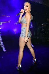 Rita Ora Performs at The 02 Shepherd's Bush Empire in London – Sept. 2014