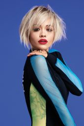 Rita Ora Photoshoot for Adidas Originals Collection 2014