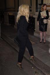 Rita Ora - Stella McCartney Green Carpet Collection in London - September 2014