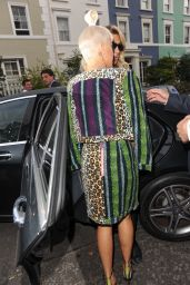 Rita Ora Style - Out in London, September 2014