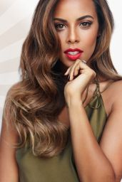 Rochelle Humes - Cosmopolitan Magazine (UK) - October 2014