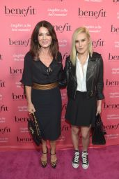Rumer Willis - Benefit Cosmetics Kick-Off National Wing Women Weekend in Los Angeles, Sept. 2014