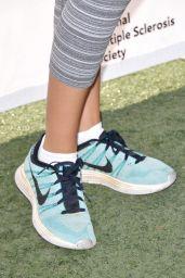Sarah Hyland - 2014 BEAT MS Dance Walk Pacific Palisades in California