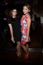 Sarah Hyland – 2014 Teen Vogue Young Hollywood Party in Beverly Hills