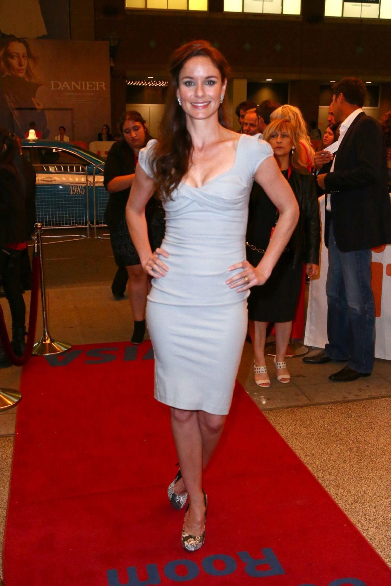 Sarah Wayne Callies The Keeping Room Premiere In