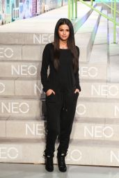Selena Gomez - 2014 Adidas NEO Fashion Show in New York City