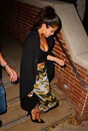 Selena Gomez - Arriving at her hotel in New York City - September 2014