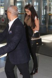 Selena Gomez at Toronto Airport - September 2014