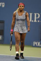 Serena Williams – 2014 U.S. Open Tennis Tournament in New York City – 1st Round