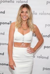 Serinda Swan - Pamella Roland Fashion Show in New York City – Sep 2014