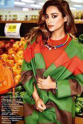 Shay Mitchell - Vogue Magazine (India) September 2014 Issue