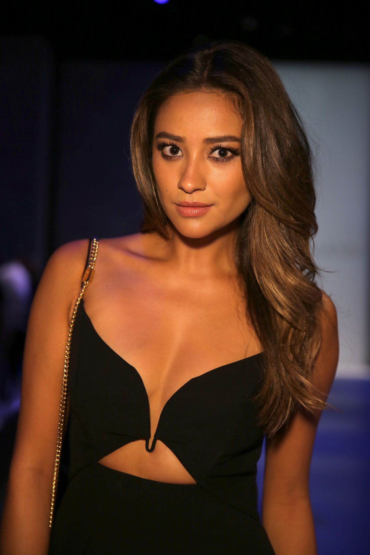 Shay Mitchell - Zimmermann Fashion Show in New York City – September 2014