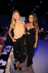Shay Mitchell - Zimmermann Fashion Show in New York City – September 2014