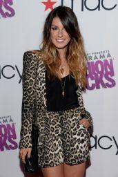 Shenae Grimes – Glamorama Fashion Rocks Event in Los Angeles – September 2014