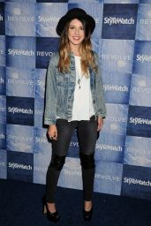 Shenae Grimes – People StyleWatch 2014 Denim Party in Los Angeles