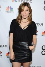 Sophia Bush - 2014 Global Citizen Festival VIP Lounge in New York City
