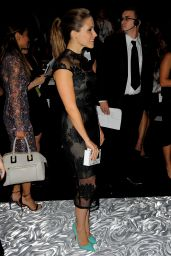 Sophia Bush - Monique Lhuillier Fashion Show in New York City – September 2014