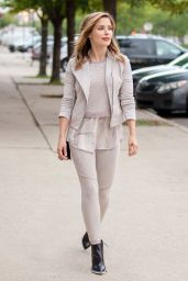Sophia Bush Out in Chicago - Sept. 2014