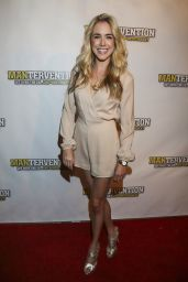 Spencer Locke - Mantervention Red Carpet Press Screening in Los Angeles