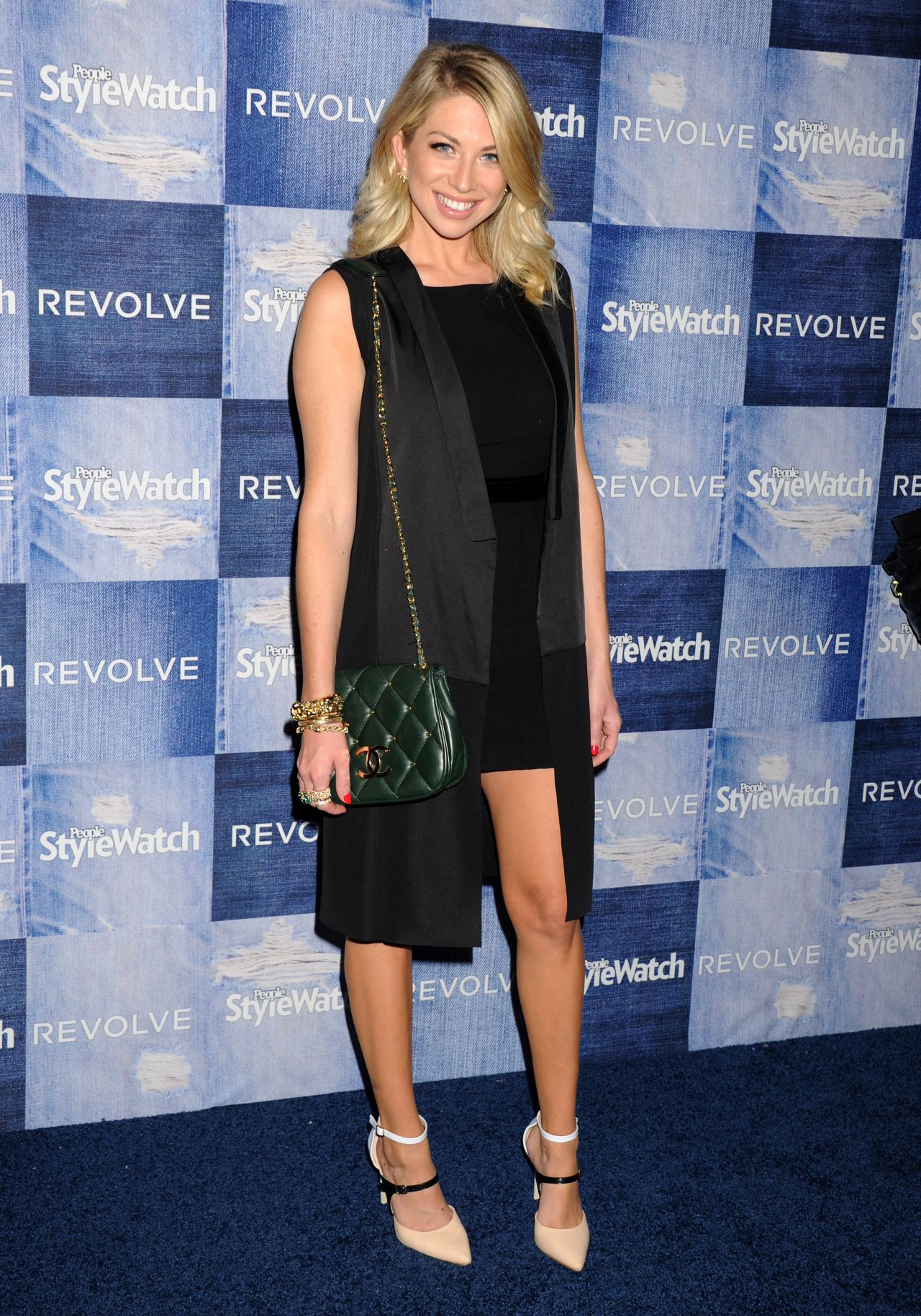Stassi Schroeder - People StyleWatch 2014 Denim Party in LA