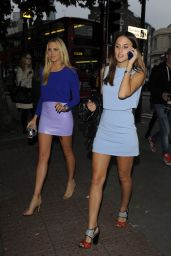 Stephanie Pratt - Very by Fearne Cotton Fashion Show in London - September 2014