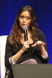 Summer Glau - Edmonton Comic & Entertainment Expo in Edmonton - Sept. 2014