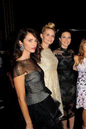 Taissa Farmiga - Monique Lhuillier Fashion Show – Mercedes-Benz Fashion Week Spring 2015
