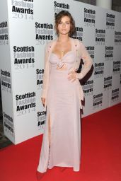 Tali Lennox - Scottish Fashion Awards 2014 in London
