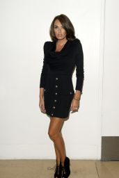 Tamara Ecclestone at Julien Macdonald Show - London Fashion Week, September 2014