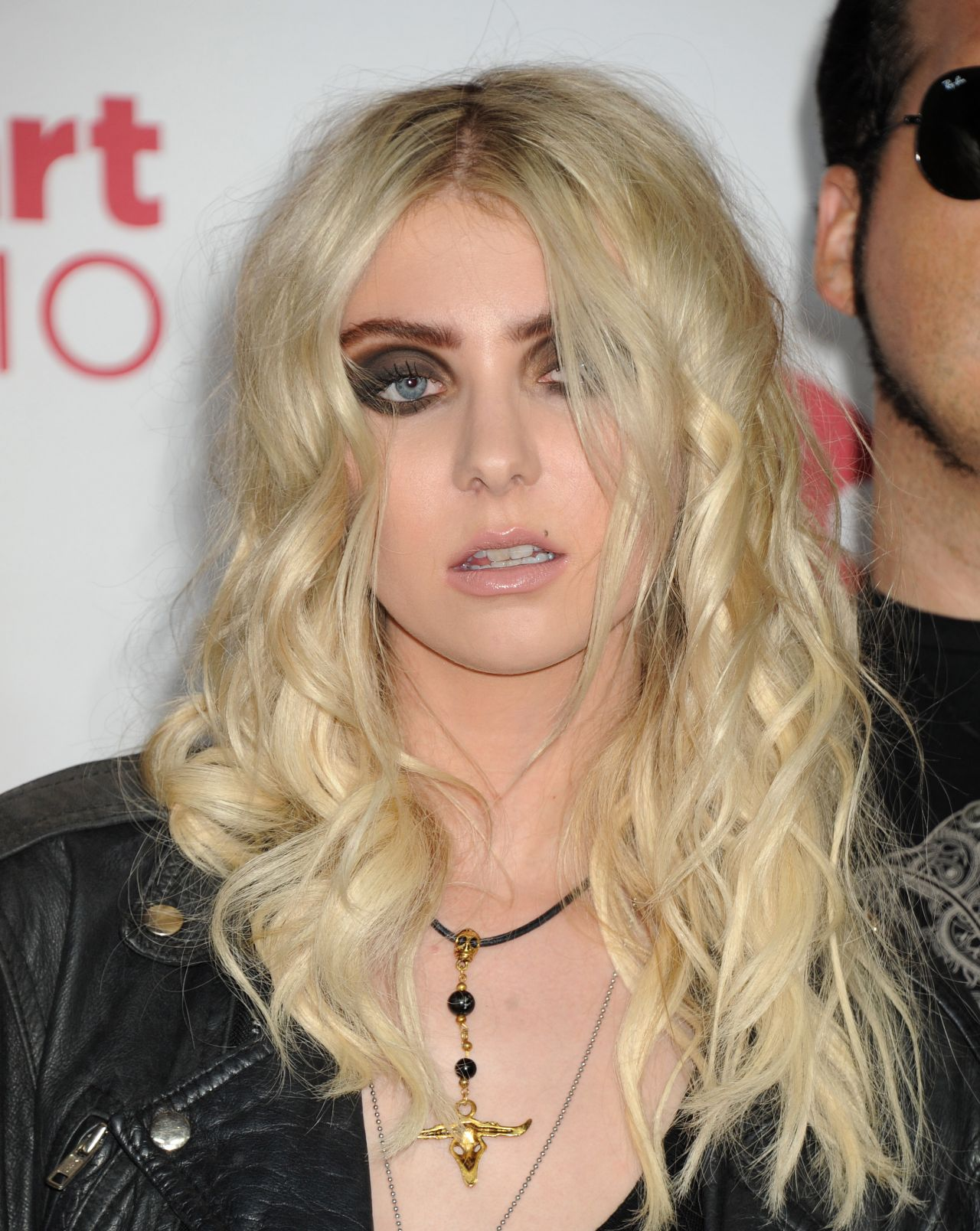 Taylor Momsen At Helmut Lang Spring 2014 Fashion Show In ... |Taylor Momsen 2014