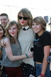 Taylor Swift - Out in Hamburg, Germany - September 2014