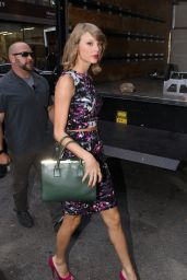 Taylor Swift Style - Out in New York City - September 2014