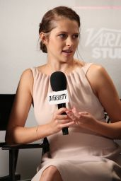 Teresa Palmer - Variety Studio at the Toronto Film Festival 2014