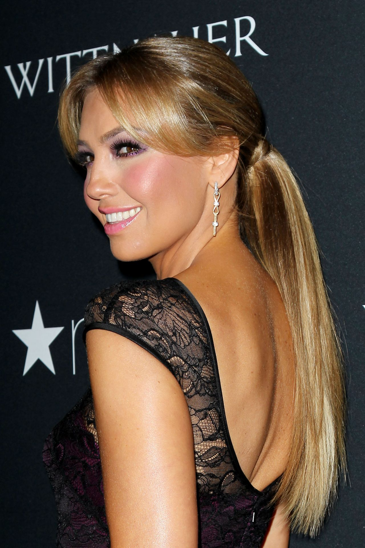 Thalia Vanidades Hosts Icons Of Style Gala 2014 In New