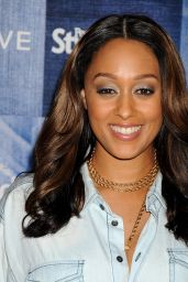 Tia Mowry - People StyleWatch 2014 Denim Party in Los Angeles
