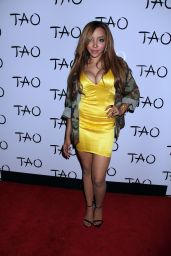 Tinashe - Hosts The Evening At Tao Nightclub Venetian Hotel & Casino in Las Vegas