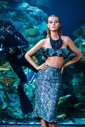 Toni Garrn - Photoshoot for Agua de Coco Beachwear Spring/Summer 2015