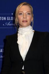Uma Thurman - 2014 Clinton Global Citizen Awards in New York City